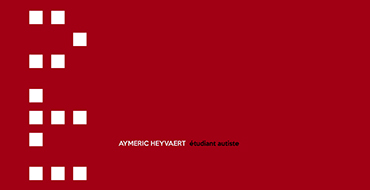 Interview d'Aymeric Heyvaert - étudiant autiste