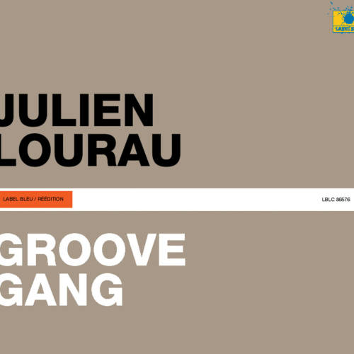 Jaquette de l'album «Groove Gang»