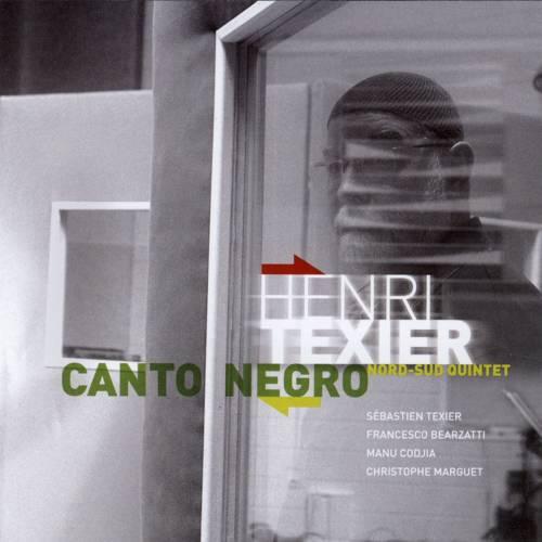 Jaquette de l'album «Canto Negro»
