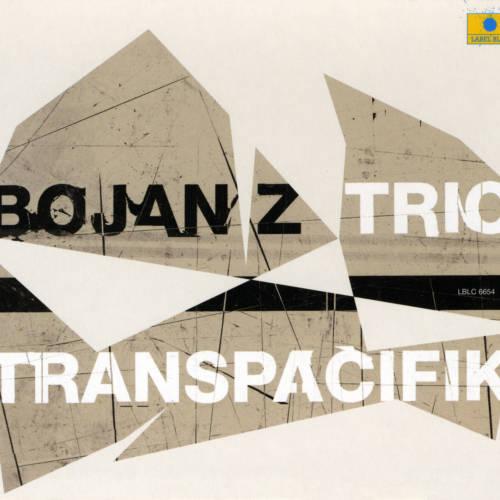 Jaquette de l'album «Transpacifik»