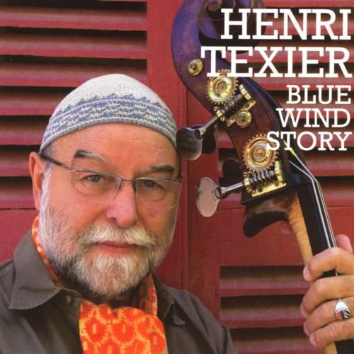 Jaquette de l'album «Blue Wind Story»