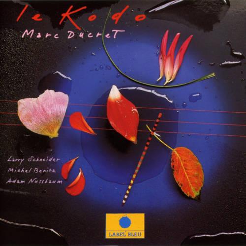 Jaquette de l'album «Le Kodo»