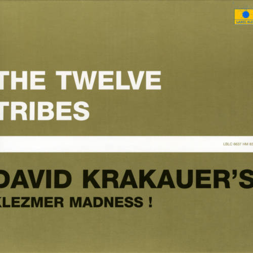 Jaquette de l'album «The Twelve Tribes»