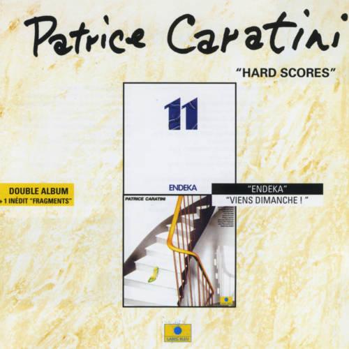 Jaquette de l'album «Hard Scores: Endeka / Viens dimanche ! / Fragments»