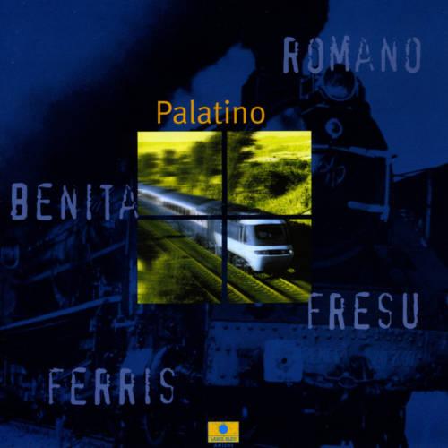Jaquette de l'album «Palatino»