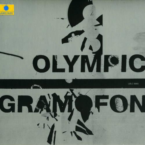 Jaquette de l'album «Olympic Gramofon»