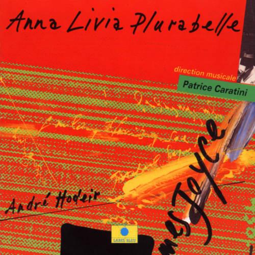 Jaquette de l'album «Anna Livia Plurabelle»
