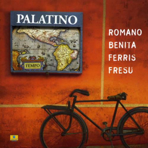 Jaquette de l'album «Palatino Tempo»