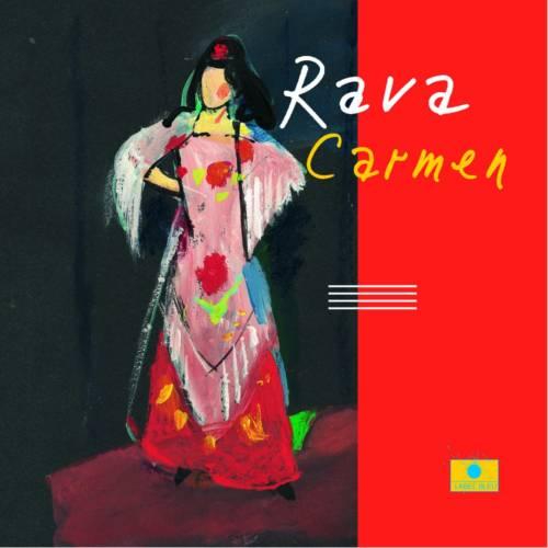 Jaquette de l'album «Carmen»