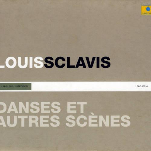 Jaquette de l'album «Danses et autres scènes»