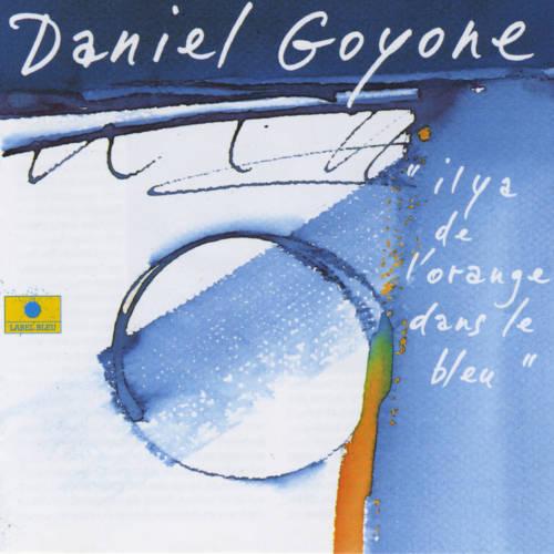 Jaquette de l'album «Il y a de l'orange dans le bleu»