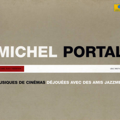 Jaquette de l'album «Musiques de cinémas – Déjouées avec des amis jazzmen»