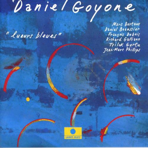 Jaquette de l'album «Lueurs bleues»