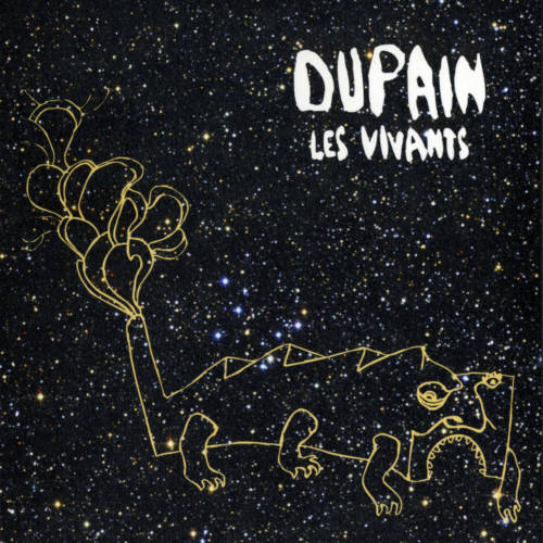 Jaquette de l'album «Les vivants»