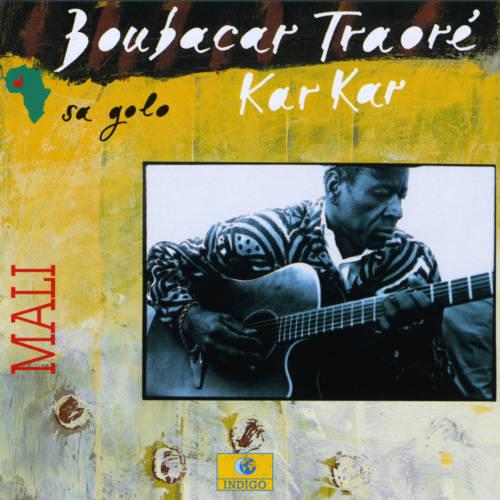 Jaquette de l'album «Sa golo (Kar Kar)»