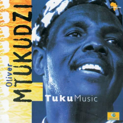 Jaquette de l'album «Tuku Music – Zimbabwe»