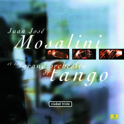 Jaquette de l'album «Ciudad Triste»