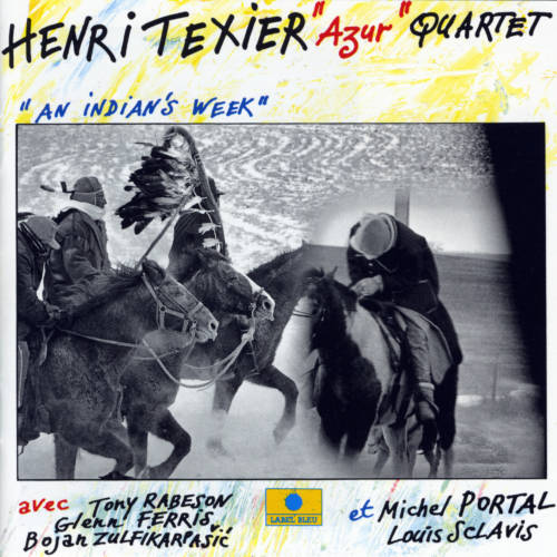Jaquette de l'album «An Indian's Week»