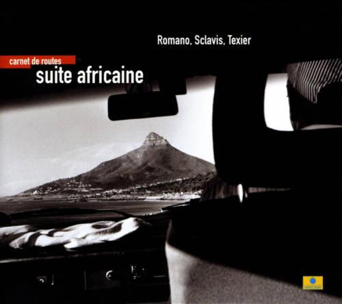 Jaquette de l'album «Carnet de routes : Suite Africaine»