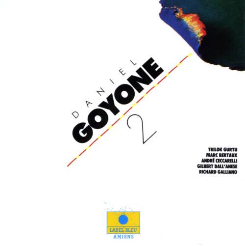 Jaquette de l'album «Goyone 2»