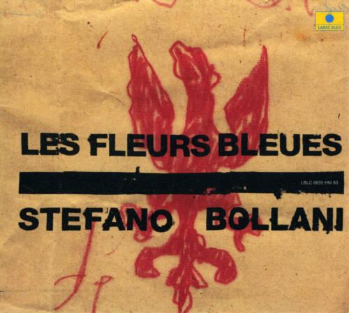 Jaquette de l'album «Les fleurs bleues»