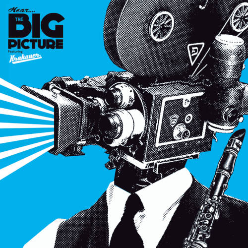 Jaquette de l'album «The Big Picture»