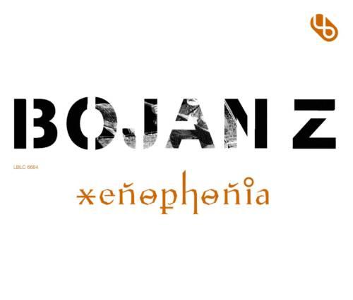 Jaquette de l'album «Xenophonia»