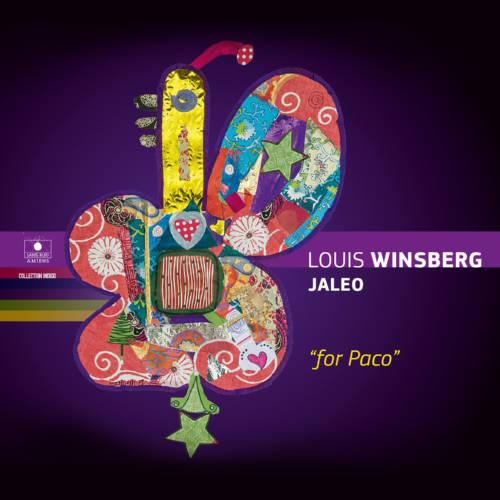 Jaquette de l'album «For Paco»