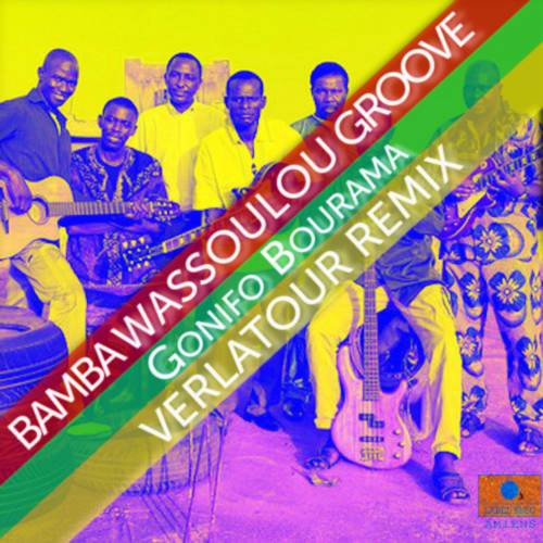 Jaquette de l'album «Gonifo Bourama (Verlatour Remix)»