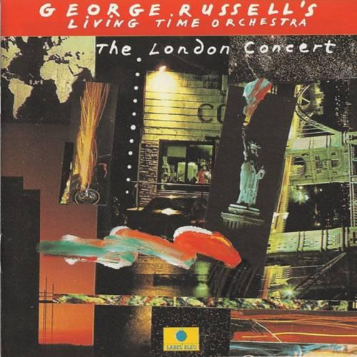 Jaquette de l'album «The London Concert»