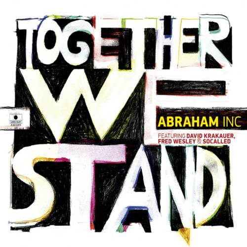Jaquette de l'album «Together We Stand»