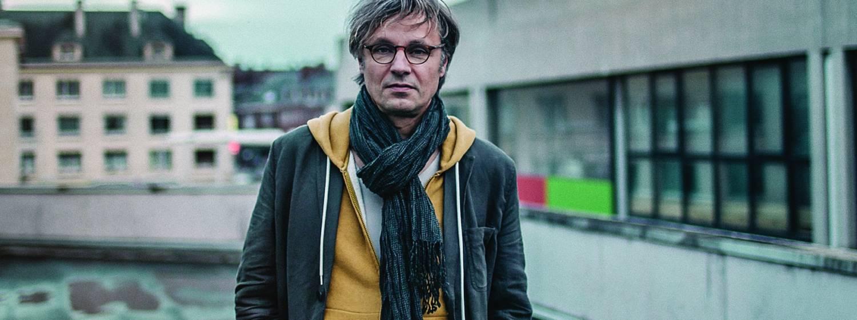 Daniel Jeanneteau © Aurélien Buttin