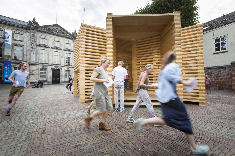 Speel KHOR II -  TAAT - Festival Boulevard Den Bosch - © Saris & den Engelsman