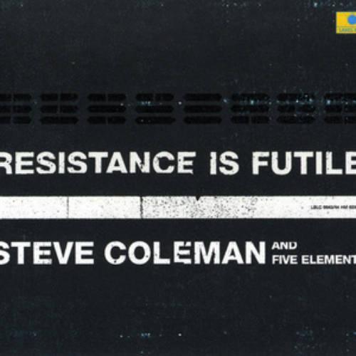 Jaquette de l'album «Resistance Is Futile»