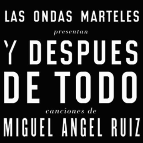 Jaquette de l'album «Y Despues de Todo»